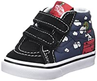 Vans presents another unique collaboration teaming up with Peanuts for shoes that are inspired by the classic comic strip and feature the iconic characters. These classic trainers have a canvas and suede upper featuring snoopy. Like all Vans ...