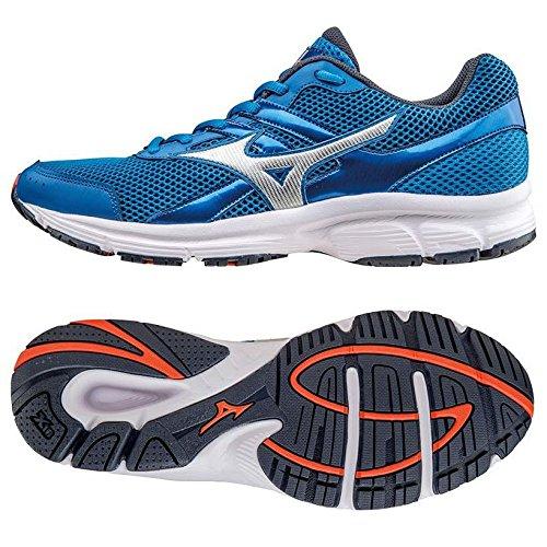 Mizuno Spark, Chaussures de Sport Homme Bleu