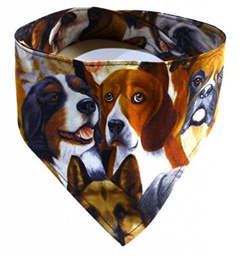 Bandana pour chien Amour