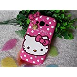 Qzey Nice Hello Kitty Case Cover For Samsung Galaxy J7 - Pink