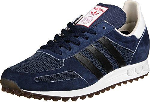 adidas Herren La Trainer Og Sneaker Blau (Conavy/cblack/gum5)
