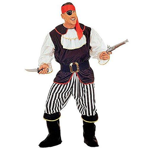 Kostüm-Set Pirat, Größe L (Mann Kostüme Minute Last)