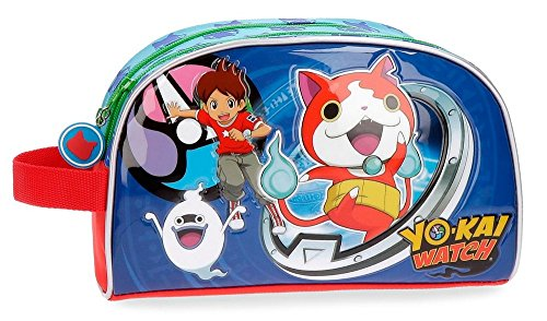 Neceser Yo Kai Watch doble compartimento adaptable