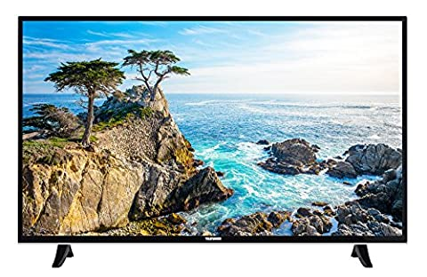 Telefunken XU43A401 110 cm (43 Zoll) Fernseher (4K Ultra HD, Triple Tuner, Smart TV)