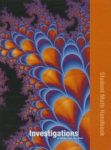 Investigations 2008 Student Math Handbook Grade 5