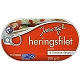 Jeden Tag MSC Heringsfil Tomaten, 6er Pack (6 x 200 g)