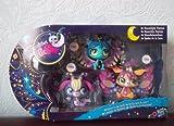 Littlest Pet Shop - Mondscheinfeen - Moonlight Fairies #2825, #2826, #2827,
