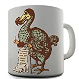 Twisted Envy Dodo Still Alive Ceramic Novelty Mug