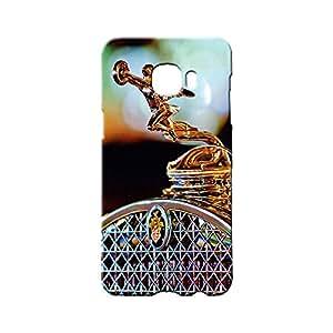 BLUEDIO Designer Printed Back case cover for Samsung Galaxy C5 - G6205