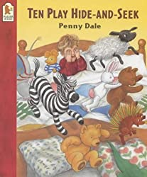 Ten Play Hide-and-seek by Ms. Penny Dale (2000-01-03)