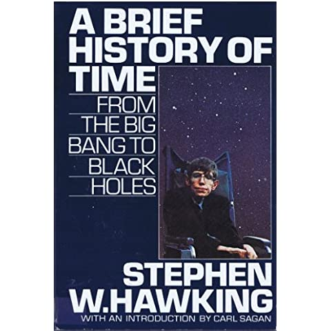 A Brief History of Time: From the Big Bang to Black Holes - Big Black Book