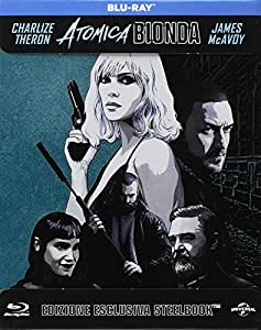 Atomica Bionda - SteelBook (Blu-Ray)