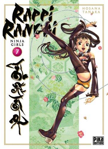 Rappi Rangai T07: Ninja Girls par