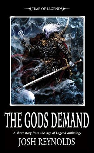 The Gods Demand (Time of Legends) (English Edition) segunda mano  Se entrega en toda España