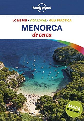 Menorca de cerca 1 (Guías De cerca Lonely Planet) por Albert Ollé