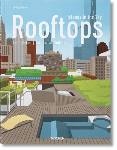 Rooftops. Islands in the Sky (Va) Buch-Cover