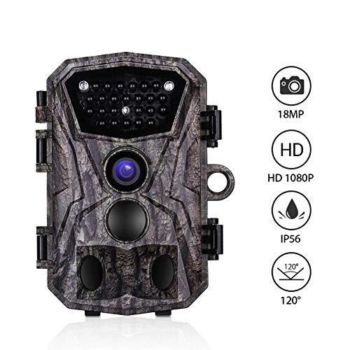 JINPENGPE HD waterproof hunting camera wild creature hunting detection camera sports game camera