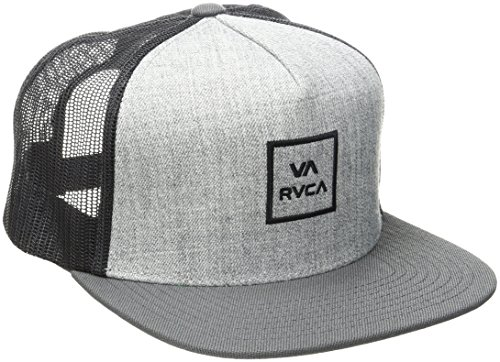 rvca-va-pour-hommes-all-the-way-camionneur-o-s-grey-black