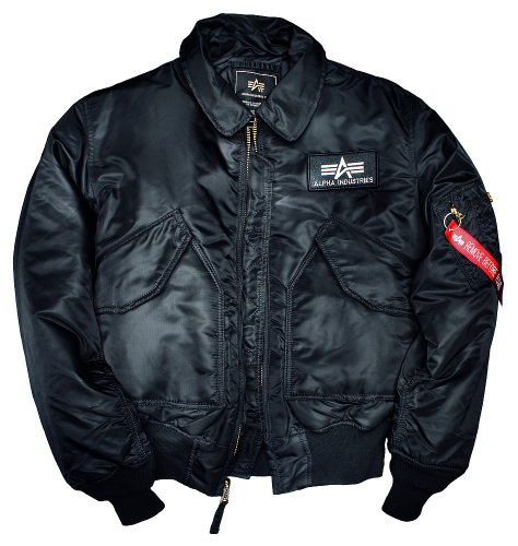 Alpha Industries CWU 45 100102 Black