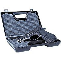 Unbekannt GSG - Maletín para Armas, plástico rígido,para Pistolas pequeñas y Medianas,Acolchado