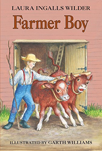 Farmer Boy (Little House-the Laura Years)