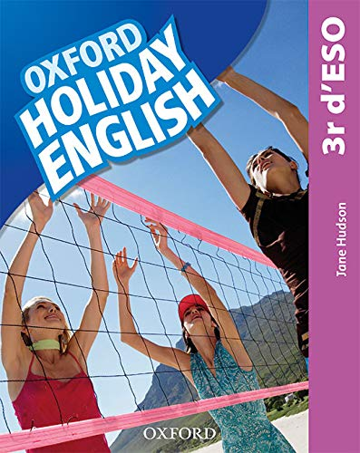 Holiday English 3.º ESO. Student's Pack catalán