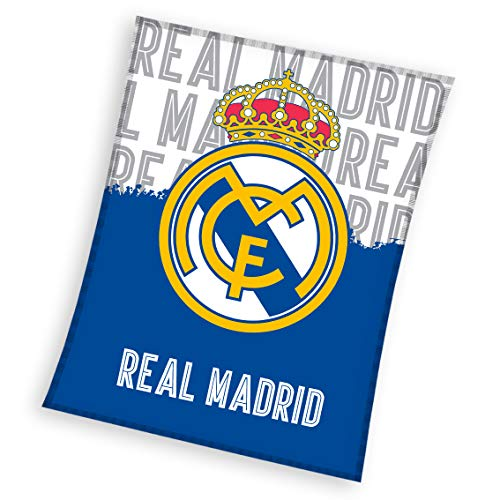 Real Madrid Manta Polar 140x 110cm RM18_ 3008