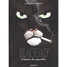 Blacksad Aquarelles - intégrale - tome 0 - Blacksad Aquarelles - intégrale