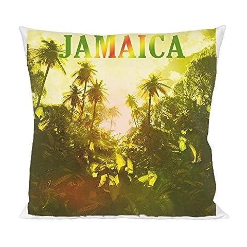 Jamaica - Rasta Pillow