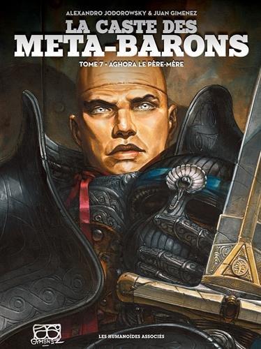 La caste des Méta-Barons, Tome 7 : Aghora le père-mère