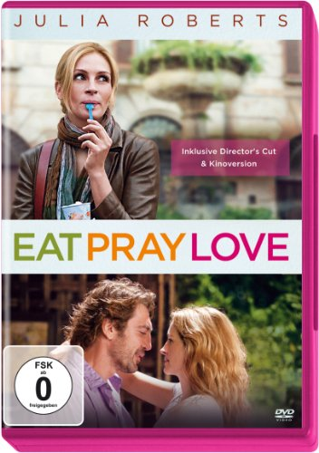 Eat, Pray, Love (Pink Edition) [Director's Cut] -