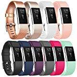 Tobfit Fitbit Charge 2 Bracelet Sangle Réglables Sport Accessorie Replacement Band...
