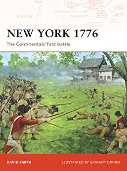 New York 1776: The Continentals' first battle (Campaign)