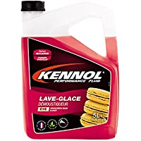 KENNOL 165023 Lave-Glace Verano LG Bio Verano démoustiqueur Macaron Passion-Chocolat