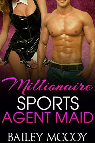 Millionaire Sports Agent Maid: Milk Laden Erotica (English Edition)