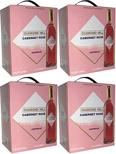 4-x-DIAMOND-HILL-SHIRAZ-ROS-Bag-in-Box-3-Ltr-135-Incl-Goodie-von-Flensburger-Handel