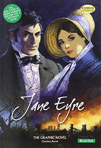 Jane Eyre The Graphic Novel: Quick Text (British English)