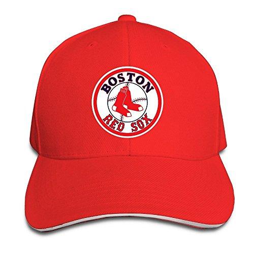 runy-personalizado-boston-red-sox-ajustable-sandwich-caza-peak-gorro-y-cap