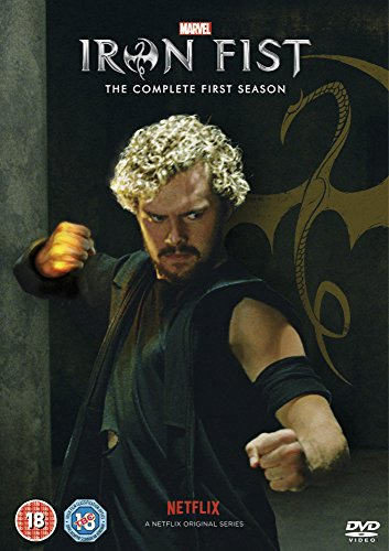 Marvel's Iron Fist Season 1 [DVD...