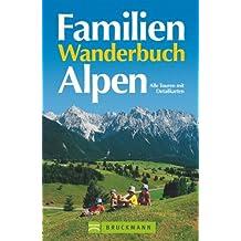 Familienwanderbuch Alpen