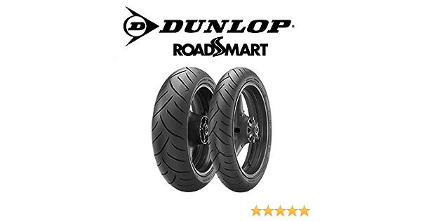 Paar Reifen Dunlop Sportmax Roadsmart 120 70 Zr 17 58 W 180 55 Zr 17 73 W Auto