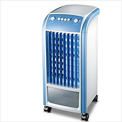 HQQ Cooling portable air conditioner, air cooler, dehumidifier, mute technology, low noise, mobile air conditioner 65W