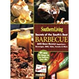 Southern Living: Secrets of the South's Best Barbecue: 645 Great Recipes! Appetizers, Beverages, BBQ, Sides, Sweets & More (Southern Living (Paperback Oxmoor))