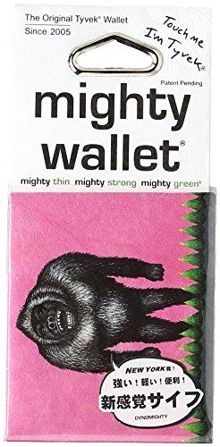Dynomighty Men 's Mr. Sparkle Respektlos Schmutz Wallet, Pink, Einheitsgröße