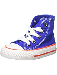 25658f6db0 Converse Ctas Hi Hyper Royal/Bright Poppy/White Sneaker a Collo Alto Unisex  –