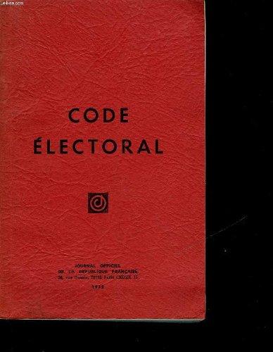 Code electoral