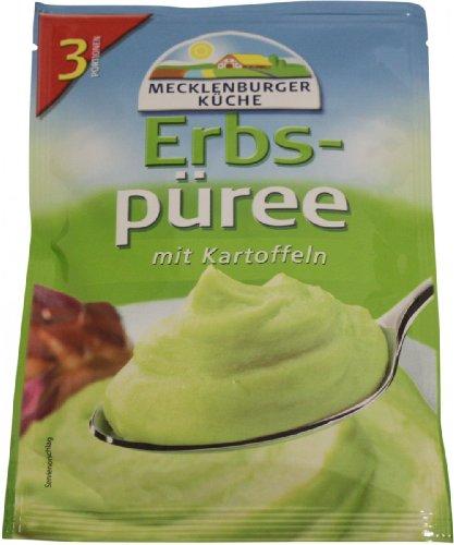 Mecklenburger Küche Erbspüree 3 Portionen für 500ml Flüssigkeit - Ammoniak-flüssigkeit