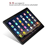 Best Cheap Android Tablets - PADGENE® Android Tablet 9.6 Inch Phablet With WIFI Review