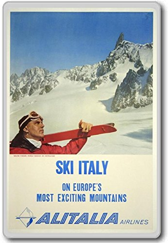 ski-italy-europe-alitalia-vintage-travel-fridge-magnet