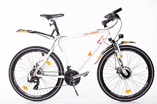 26 Inch MTB Cross Bicycle Bike Shimano 21 Speed StVZO